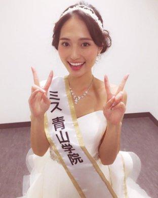 山賀琴子が逃げ恥ドラマに初出演!日本一美しい大学生の経歴や彼氏は?