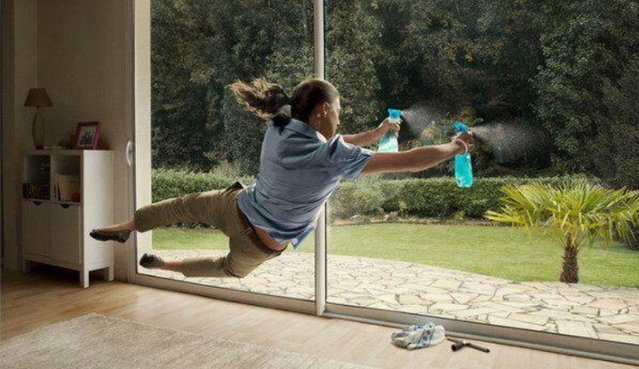 窓ガラス大掃除のコツ!サッシの汚れを簡単に落とす時短方法!