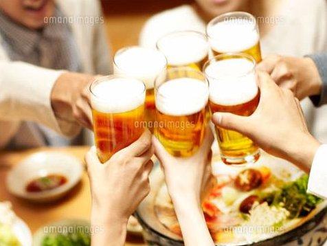 新社会人必見!飲み会でのビールの注ぎ方やお酌のマナーについて!
