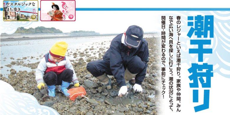 福岡の潮干狩り無料の穴場はどこ?時期やおすすめスポットを調べてみた!