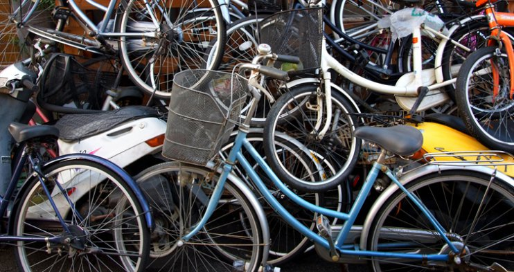 自転車の捨て方や処分方法について!防犯登録抹消や解除の仕方も!