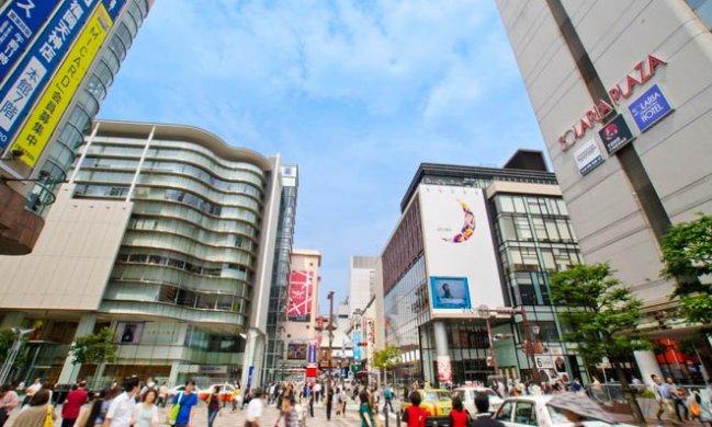 福岡天神の駐輪場ならココ!3時間無料で1日50円でチャリが停めれる!