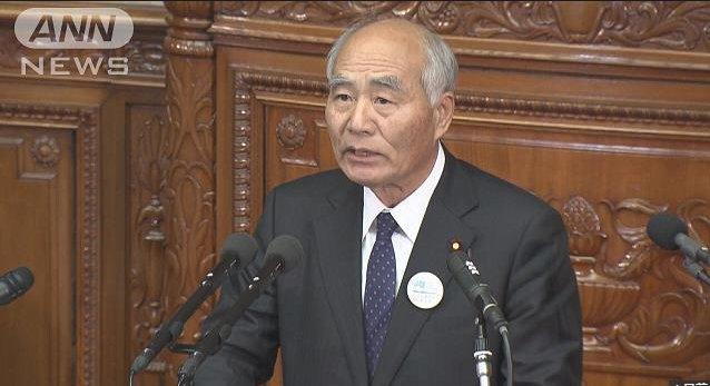 吉野正芳復興大臣の失言は大丈夫?経歴や出身学歴に評判や家族についても!
